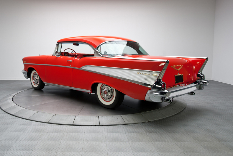 Chevrolet Bel Air Replica, Brand New Muscle Car, 1955, 1956, 1957 ...