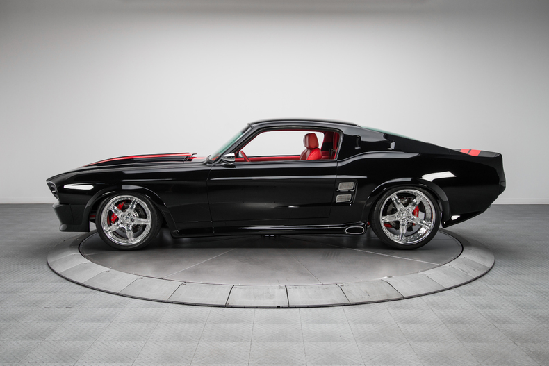 pro touring mustang brand new muscle car ford replica builder for sale 65 66 67 68 69. Black Bedroom Furniture Sets. Home Design Ideas
