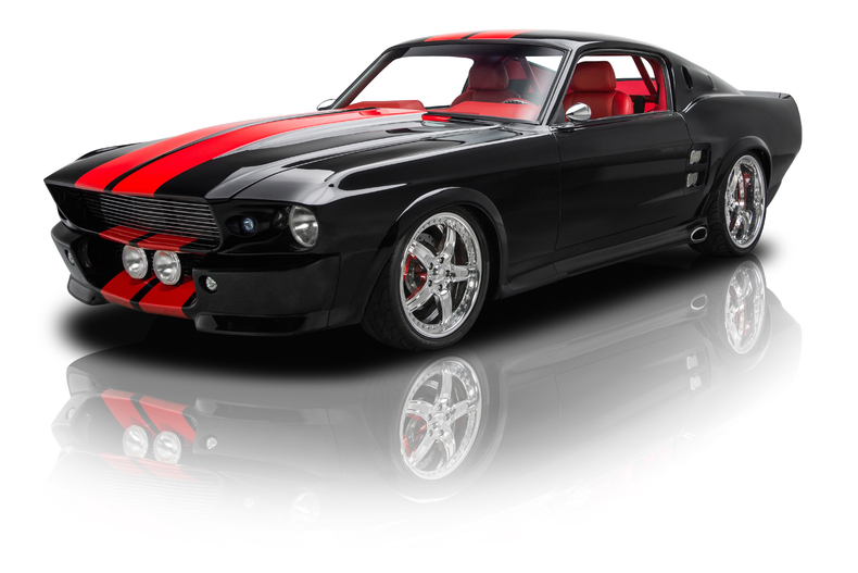 FORD Mustang Eleanor Shelby Mach 1 Boss 302 429