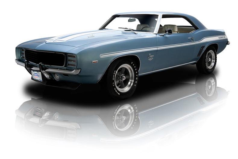 Yenko Yenko Officially Licensed Continuation Cars