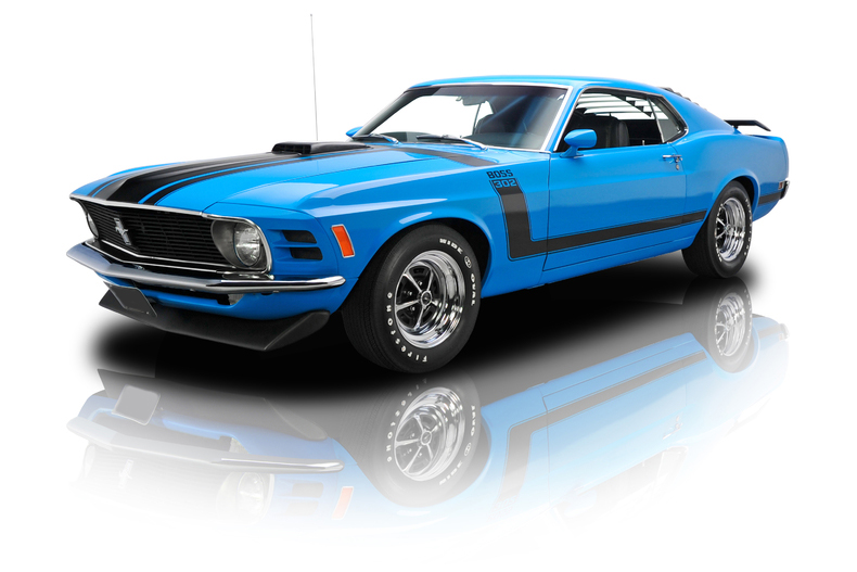 Boss 302 Mustang Brand New Muscle Car Ford Replica
