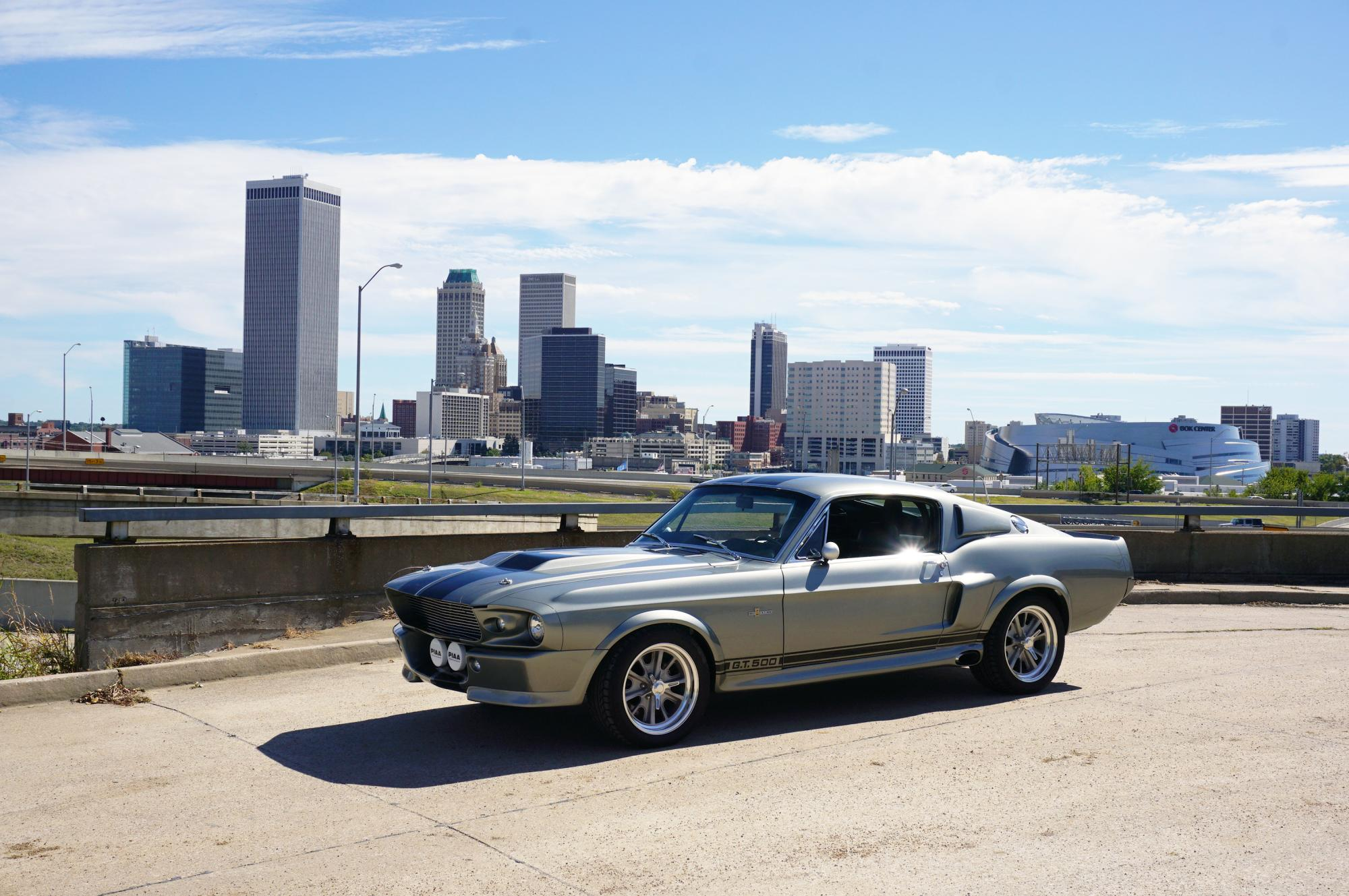 Quality Brand New Muscle Car Eleanor Mustang Replicas Builder