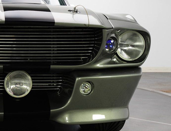 parts  brand new muscle car  eleanor mustang  replicas