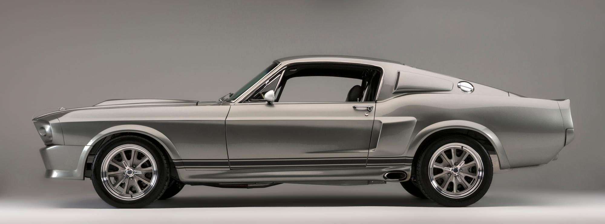 ELEANOR MUSTANG REPLICA, Builder, For Sale, 1967 Fastback, Brand New ...