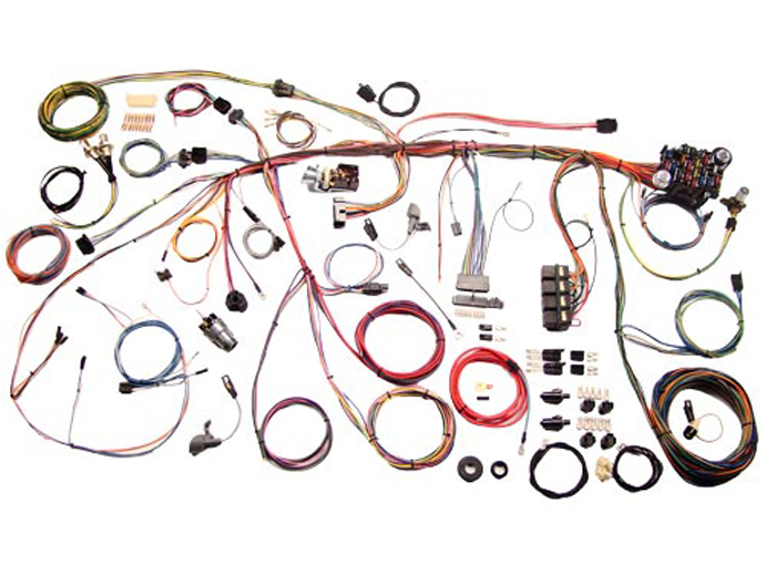 Pleasing 1967 Mustang Wiring Kits Box Wiring Diagram Wiring Digital Resources Jebrpcompassionincorg